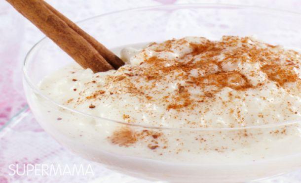 طريقة عمل الأرز بلبن